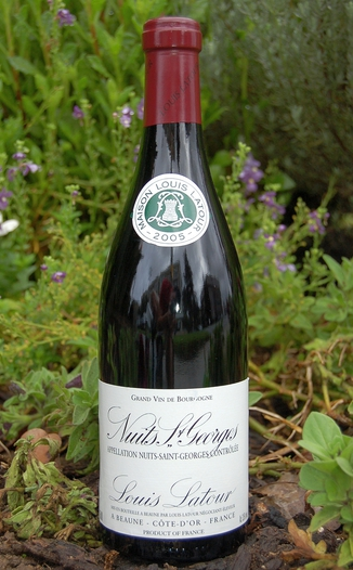 Maison Louis Latour 2005 Nuits-St-Georges 750ml Wine Bottle