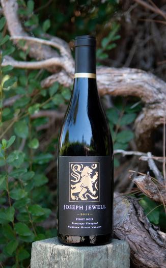 Joseph Jewell Wines 2014 Starscape Vineyard Russian River Valley Pinot Noir 750ml Wine Bottle