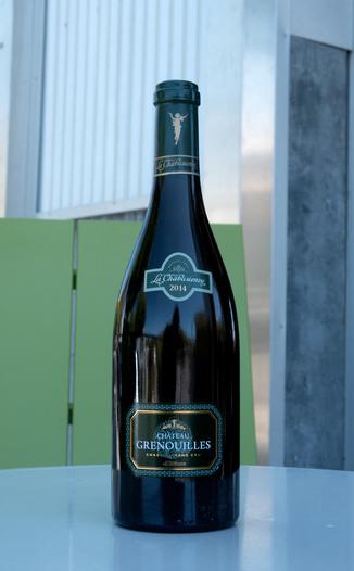 La Chablisienne 2014 'Château Grenouilles' Chablis Les Grenouilles Grand Cru AC 750ml Wine Bottle