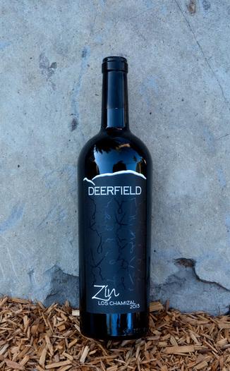 Deerfield Ranch 2013 Los Chamizal Vineyard Sonoma Valley Zinfandel 750ml Wine Bottle