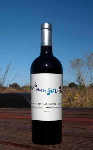 Chamboulé 2016 Constant Vineyard Diamond Mountain Red 750ml Wine Bottle