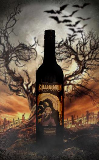 Brothers in Arms 2012 Killibinbin 'The Shadow' Shiraz / Cabernet 750ml Wine Bottle