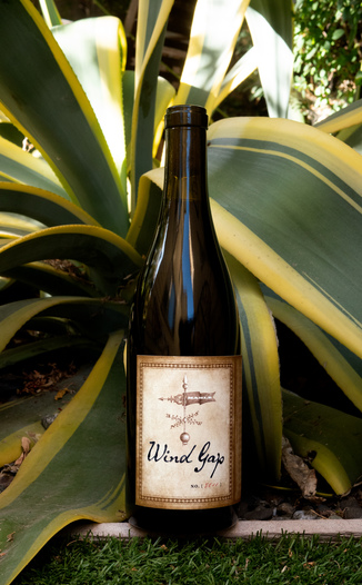 Wind Gap 2013 Chenoweth Vineyard Sonoma Coast Pinot Noir 750ml Wine Bottle
