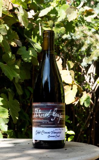 Wind Gap 2016 Gap's Crown Sonoma Coast Pinot Noir 750ml Wine Bottle