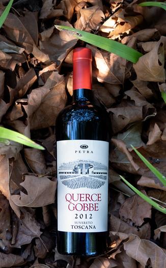 Petra 2012 'Quercegobbe' Suvereto Toscana IGT 750ml Wine Bottle