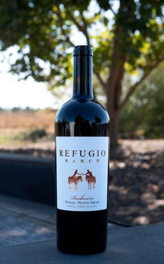 Refugio Ranch Vineyards 2016 'Barbareño' Santa Ynez Valley Red Blend 750ml Wine Bottle