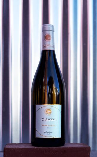 Isabelle et Pierre Clément-Châtenoy 2017 'Classique Blanc' Menetou-Salon AOC 750ml Wine Bottle