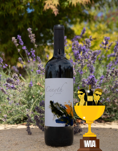 Cenyth 2016 Sonoma County Cabernet Franc Blend 750ml Wine Bottle