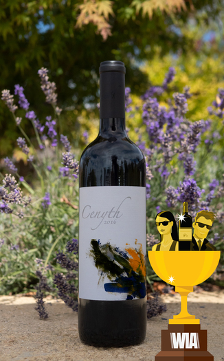 Cenyth 2016 Sonoma County Cabernet Franc Blend 750ml Wine Bottle