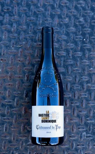 La Bastide Saint Dominique 2013 Châteauneuf-du-Pape AOC 750ml Wine Bottle