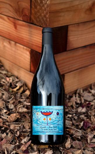Qupé 2008 'X Block' The Good Nacido Syrah Magnum 750ml Wine Bottle