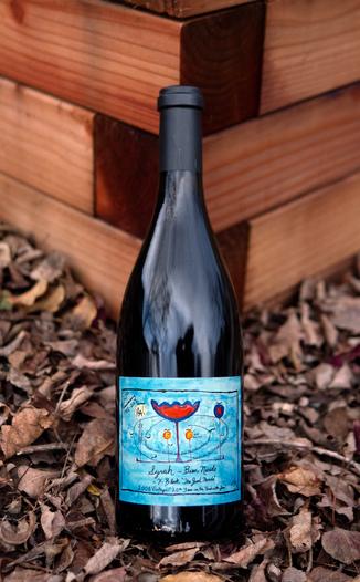 Qupé 2008 'X Block' The Good Nacido Syrah 750ml Wine Bottle