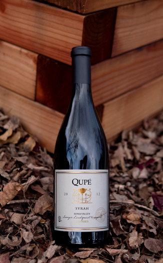 Qupé 2012 Sonnie's Edna Valley Syrah 750ml Wine Bottle