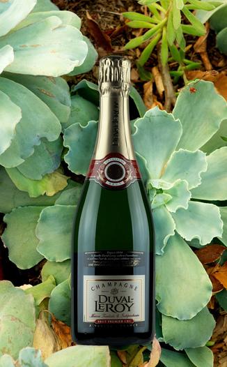 Champagne Duval-Leroy NV Brut Premier Cru 750ml Wine Bottle