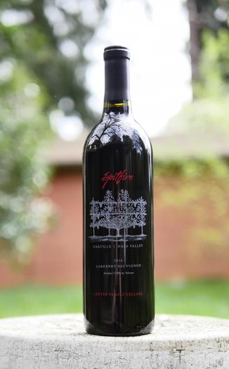 Meyer Family Cellars 2016 'Spitfire' Oakville Napa Valley Cabernet Sauvignon 750ml Wine Bottle