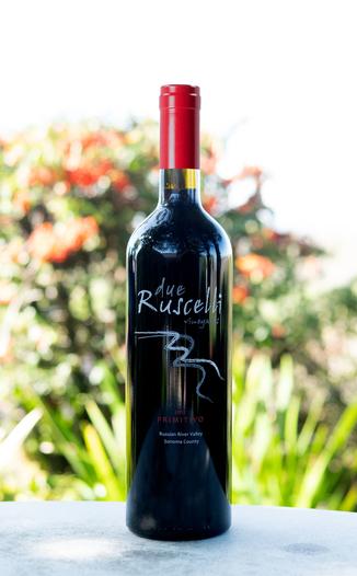 Due Ruscelli Vineyards 2012 'Primitivo' Russian River Valley Zinfandel 750ml Wine Bottle