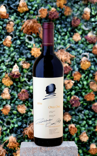 Opus One 2016 Oakville Napa Valley 750ml Wine Bottle