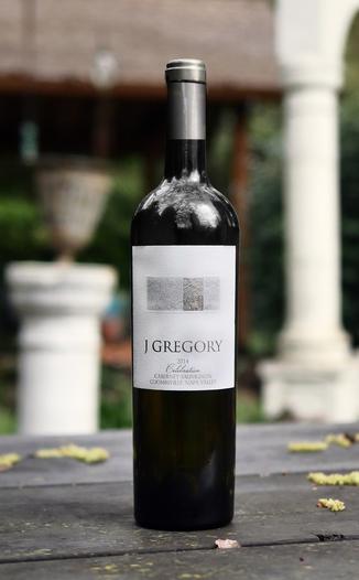 J Gregory Cellars 2014 'Celebration' Coombsville Napa Valley Cabernet Sauvignon 750ml Wine Bottle