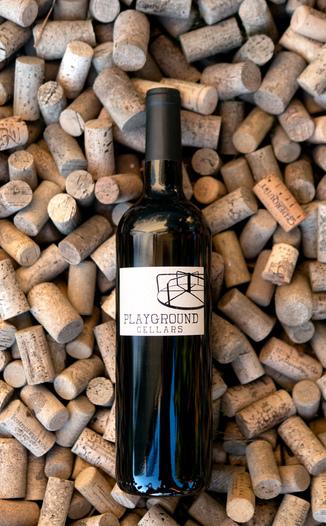 Playground Cellars 2017 Beatty Ranch Howell Mountain Cabernet Sauvignon 750ml Wine Bottle