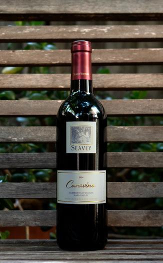 Seavey Vineyard 2014 'Caravina' Seavey Vineyard Napa Valley Cabernet Sauvignon 750ml Wine Bottle