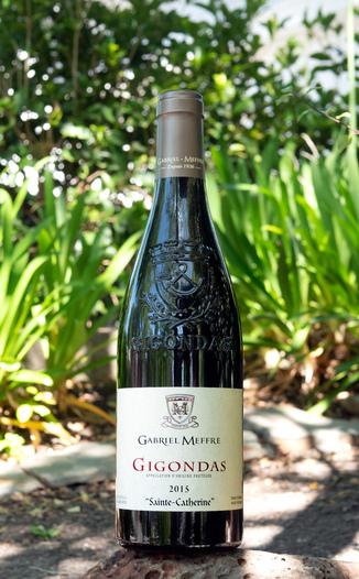 Maison Gabriel Meffre 2015 'Saint-Catherine' Gigondas AOC 750ml Wine Bottle