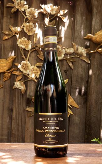 Monte del Frà 2012 'Lena di Mezzo' Amarone della Valpolicella Classico DOCG 750ml Wine Bottle