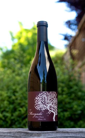 Morgado Cellars 2016 Rita's Crown Sta. Rita Hills Pinot Noir 750ml Wine Bottle