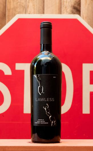 Lawless 2017 Embankment Vineyard Oakville Cabernet Sauvignon 750ml Wine Bottle
