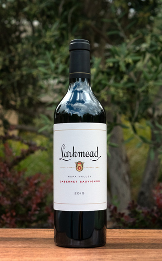 Larkmead 2015 Napa Valley Cabernet Sauvignon 750ml Wine Bottle
