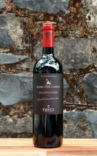 Tasca Conti d'Almerita 2014 Tenuta Regaleali 'Rosso del Conte' Sicilia Contea di Sclafani DOC 750ml Wine Bottle