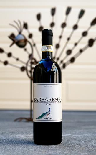 Davide Rivetti 2016 'Pierino' Neive Barbaresco DOCG 750ml Wine Bottle