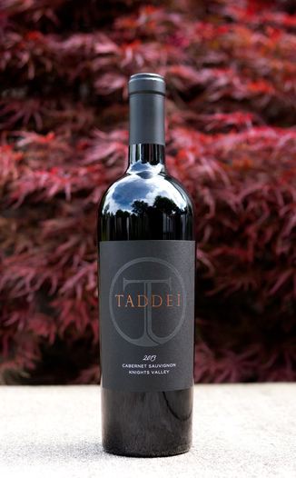 Taddei Wines 2013 Knights Valley Cabernet Sauvignon 750ml Wine Bottle