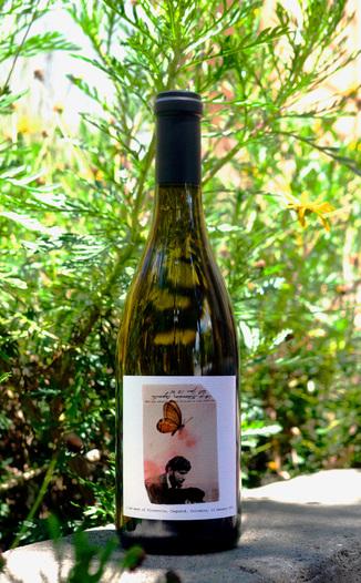 Eric Kent Wine Cellars 2017 '1 KM West' Sonoma Coast Chardonnay 750ml Wine Bottle