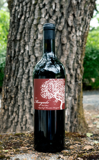 Morgado Cellars 2015 Sugarloaf Mountain Napa Valley Red 750ml Wine Bottle