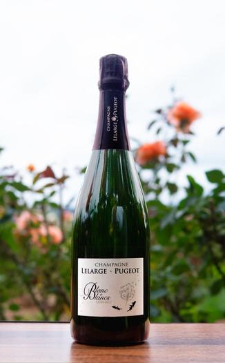 Champagne Lelarge-Pugeot NV Extra Brut Blanc de Blancs Vrigny 1er Cru 750ml Wine Bottle