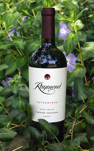 Raymond Vineyard & Cellar 2005 Rutherford Cabernet Sauvignon 750ml Wine Bottle