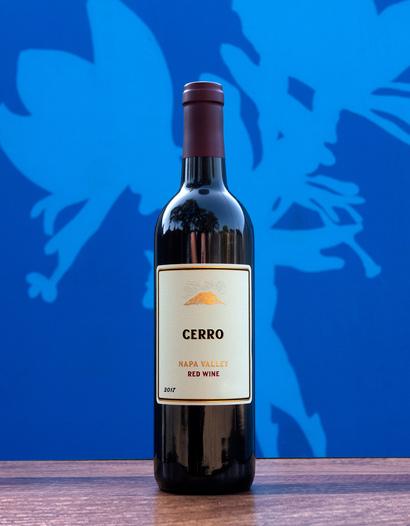 JDB Wines 2017 'Cerro' Napa Valley Red 750ml Wine Bottle
