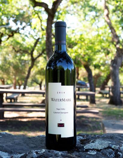 WaterMark 2014 Napa Valley Cabernet Sauvignon 750ml Wine Bottle