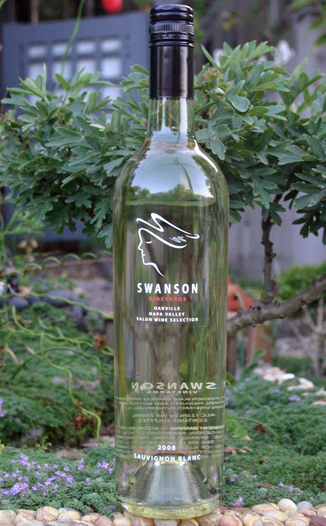Swanson Vineyards 2008 Salon Sauvignon Blanc 750ml Wine Bottle
