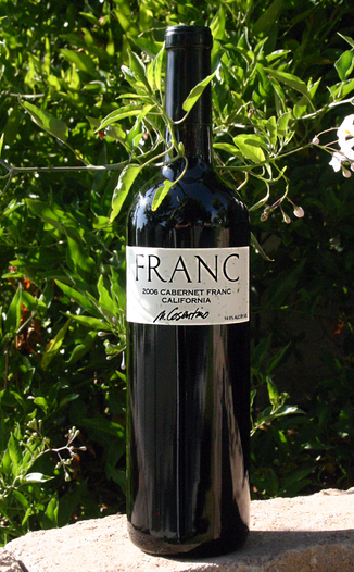 Cosentino Winery 2006 The Franc 750ml Wine Bottle