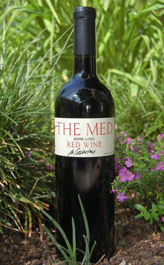 Cosentino Winery 2006 The Med Red Wine 750ml Wine Bottle