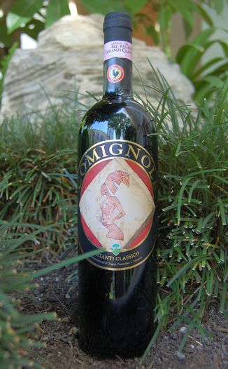 La Marcellina 2006 Comignole Chianti Classico DOCG 750ml Wine Bottle