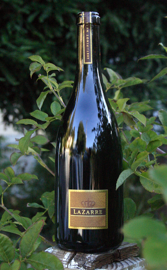 LaZarre Wines 2007 Bien Nacido Pinot Noir 750ml Wine Bottle