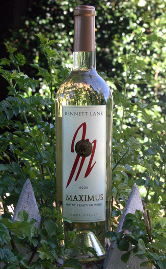 Bennett Lane Winery 2006 Maximus White Feasting Wine 750ml Wine Bottle