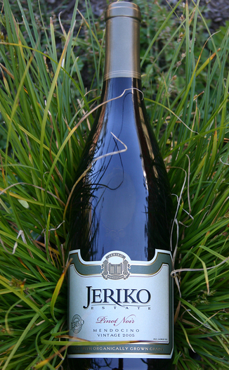 Jeriko Estate 2005 Pinot Noir 750ml Wine Bottle