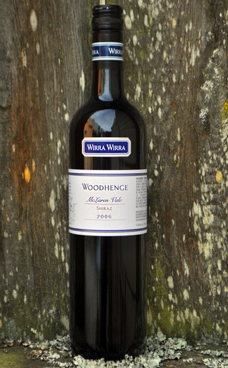 Wirra Wirra Vineyards 2006 Woodhedge Shiraz 750ml Wine Bottle