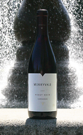 Merryvale Vineyards 2008 Carneros Pinot Noir 750ml Wine Bottle