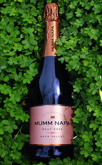 Mumm Napa Valley NV Brut Rosé 750ml Wine Bottle