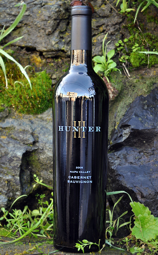 Hunter III Wines 2005 Napa Valley Cabernet Sauvignon 750ml Wine Bottle