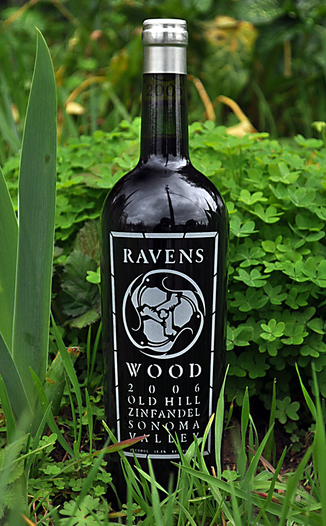 Ravenswood Winery 2006 Old Hill Zinfandel 750ml Wine Bottle